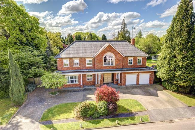 Price on Application, 6 Bedroom Detached House For Sale in Rickmansworth, WD3