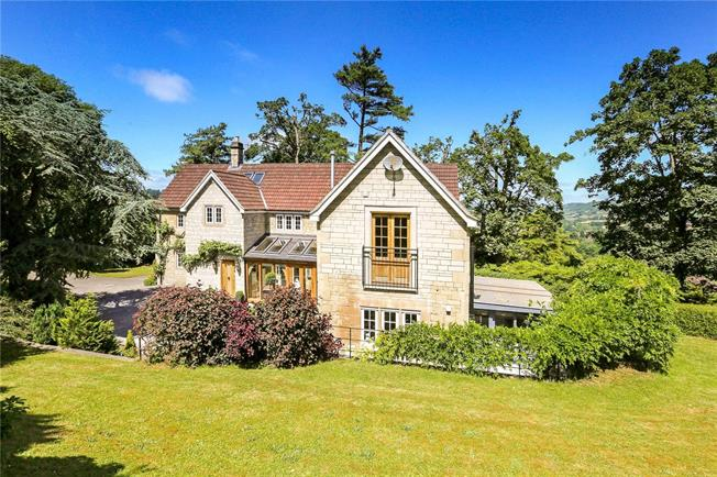 Guide Price £1,350,000, 5 Bedroom Detached House For Sale in Bath, BA2