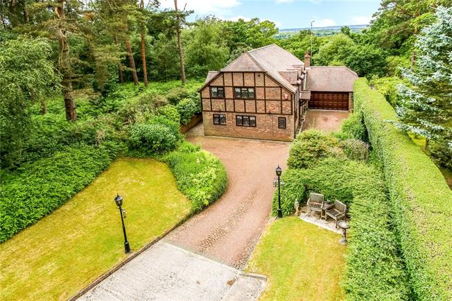 Guide Price £1,150,000, 4 Bedroom Detached House For Sale in Thatcham, Berkshire, RG18