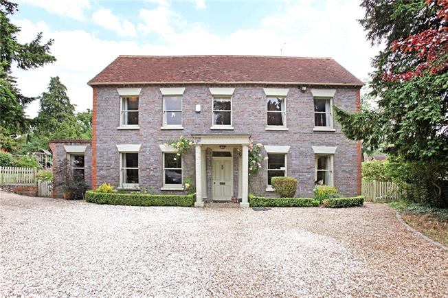 Guide Price £1,295,000, 6 Bedroom Detached House For Sale in Thatcham, Berkshire, RG18