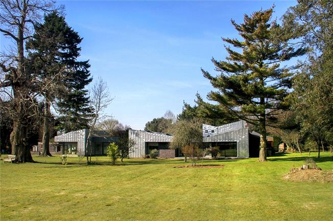 Guide Price £2,500,000, 6 Bedroom Detached House For Sale in Godalming, GU7