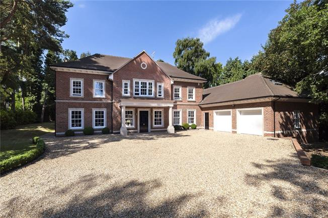 Offers in excess of £2,500,000, 6 Bedroom Detached House For Sale in Farnham, GU10
