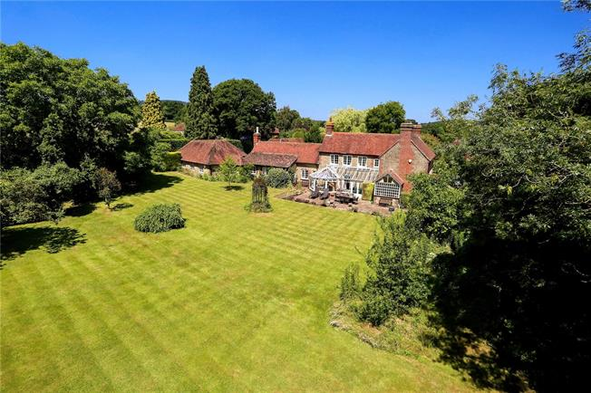 Asking Price £2,000,000, Detached House For Sale in West Sussex, GU28