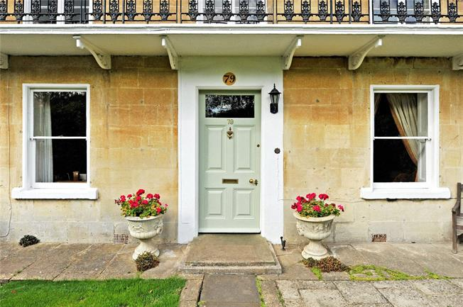 Guide Price £1,200,000, 6 Bedroom Terraced House For Sale in Combe Down, BA2