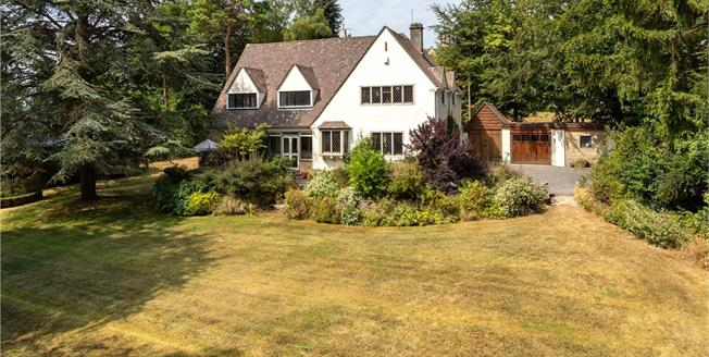 Asking Price £1,100,000, 5 Bedroom Detached House For Sale in Stroud, Gloucestershire, GL6