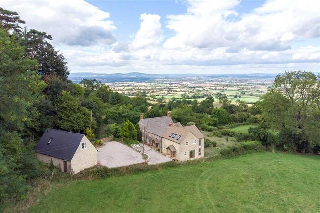 Asking Price £980,000, 6 Bedroom Detached House For Sale in Stroud, Gloucestershire, GL6