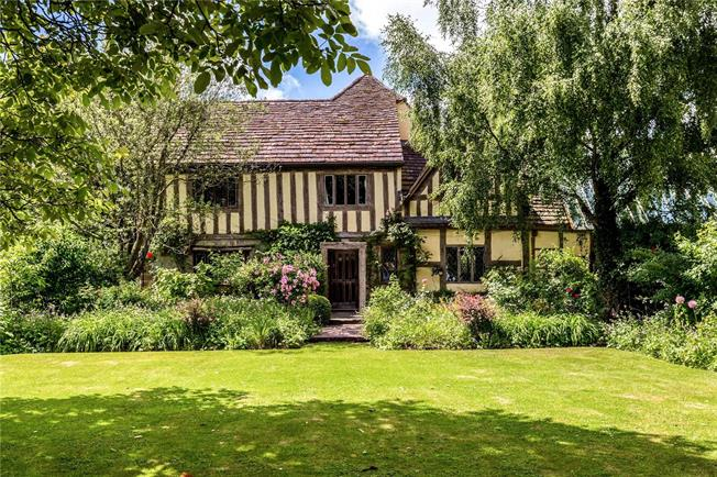 Guide Price £1,250,000, 7 Bedroom Detached House For Sale in Gloucestershire, GL14