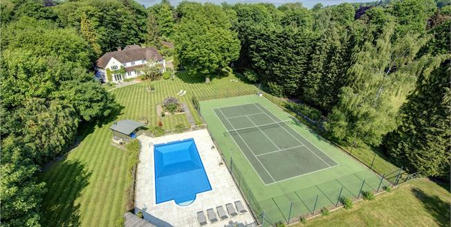 Offers in excess of £3,500,000, 6 Bedroom Detached House For Sale in Rickmansworth, Hertfordsh, WD3
