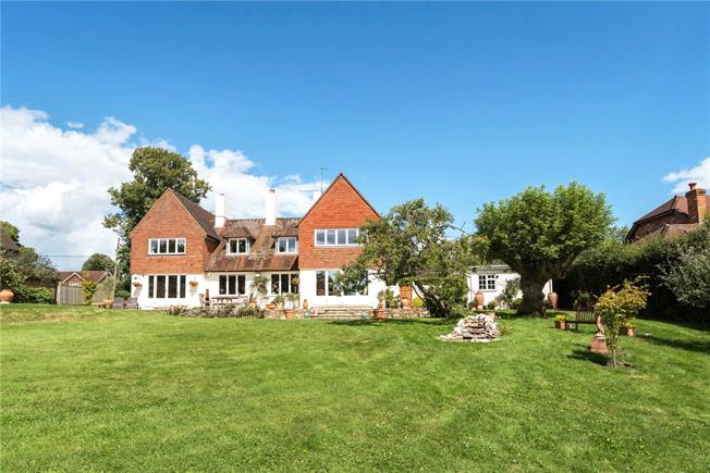 Offers in excess of £1,650,000, 5 Bedroom Detached House For Sale in Godalming, Surrey, GU8