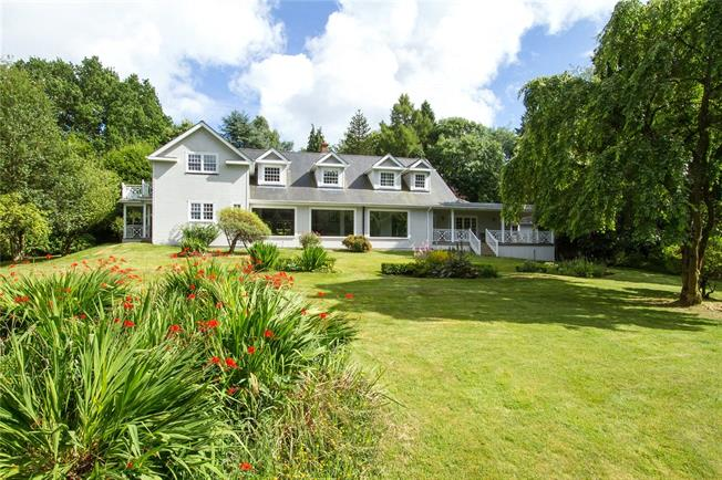 Offers in excess of £2,150,000, 5 Bedroom Detached House For Sale in Surrey, GU27