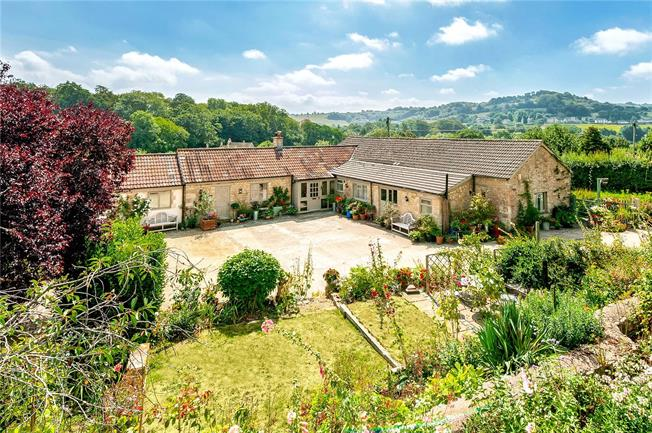 Guide Price £1,200,000, 4 Bedroom Bungalow For Sale in Wiltshire, SN13