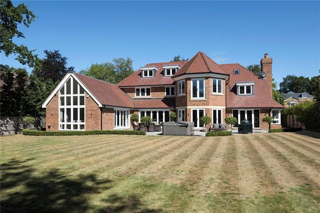 Offers in excess of £4,500,000, 6 Bedroom Detached House For Sale in Beaconsfield, HP9