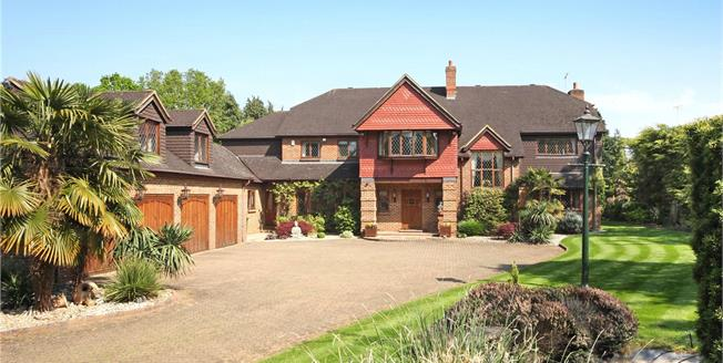 Guide Price £2,650,000, 5 Bedroom Detached House For Sale in Farnham Royal, SL2