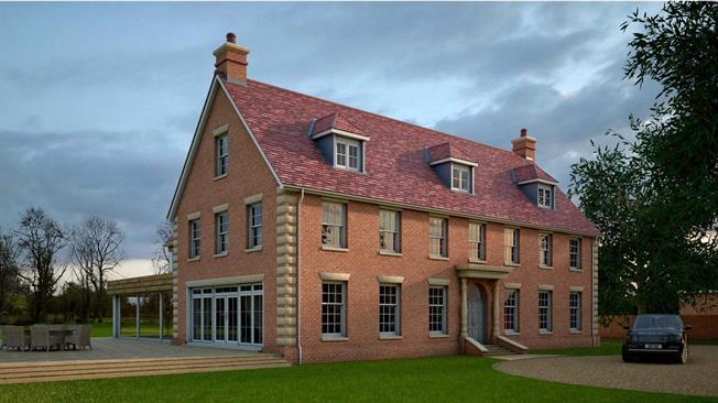Guide Price £1,700,000, 6 Bedroom Detached House For Sale in Coombe Bissett, SP5