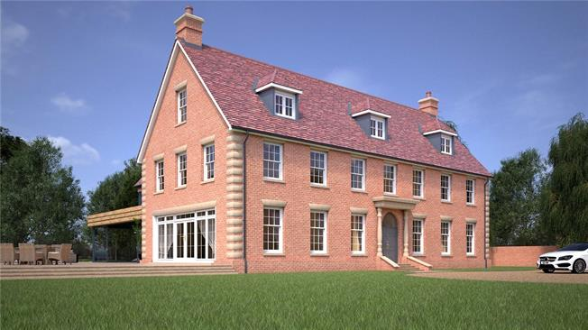Guide Price £3,000,000, 5 Bedroom Detached House For Sale in Coombe Bissett, SP5