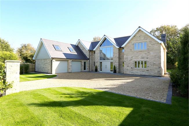 Guide Price £1,195,000, 5 Bedroom Detached House For Sale in Near Bath, BS39