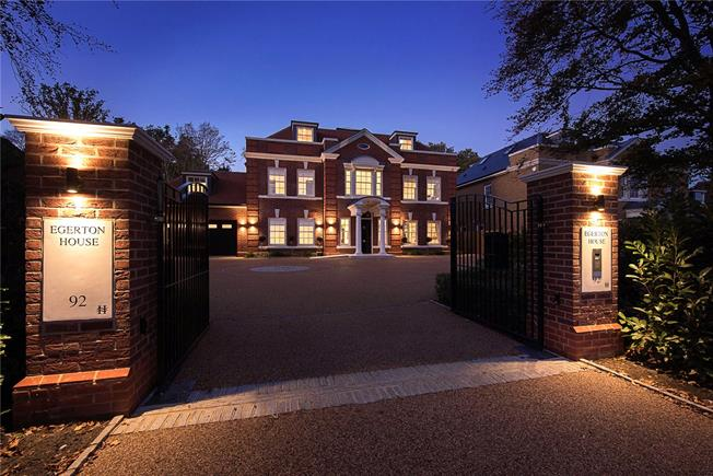 Guide Price £4,250,000, 6 Bedroom Detached House For Sale in Beaconsfield, HP9