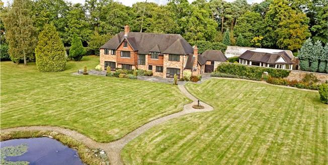 Guide Price £3,999,950, 7 Bedroom Detached House For Sale in Buckinghamshire, SL3