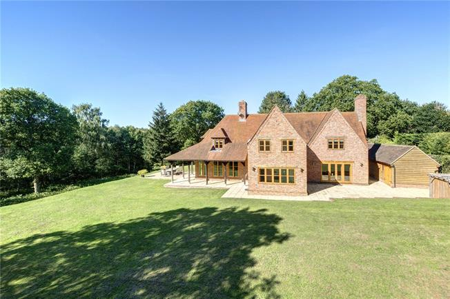 Guide Price £2,500,000, 5 Bedroom Detached House For Sale in Highmoor, RG9