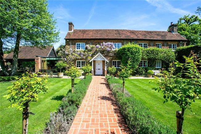 Offers in excess of £2,100,000, 4 Bedroom Detached House For Sale in Coleshill, HP7