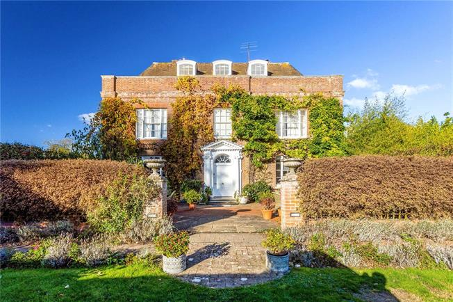 Guide Price £1,300,000, 9 Bedroom Semi Detached House For Sale in Wiltshire, SN8