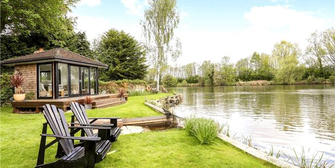 Guide Price £2,000,000, 4 Bedroom Semi Detached House For Sale in Berkshire, SL4