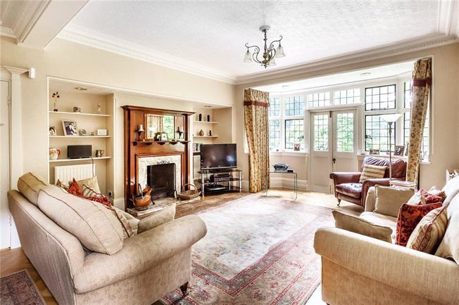 Guide Price £1,500,000, 5 Bedroom Detached House For Sale in Kenley, CR8
