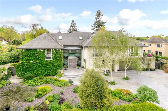 Offers in the region of £2,250,000, 6 Bedroom Detached House For Sale in Berkshire, SL6