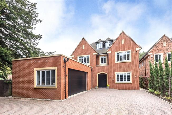 Price on Application, 7 Bedroom Detached House For Sale in Gerrards Cross, SL9