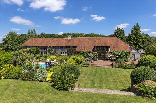 Guide Price £2,000,000, 6 Bedroom House For Sale in East Sussex, TN20