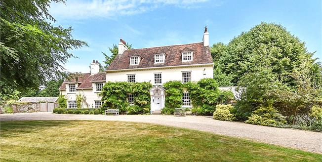 Guide Price £2,950,000, 7 Bedroom Detached House For Sale in Walberton, BN18