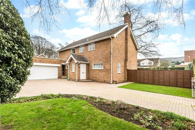 Guide Price £1,000,000, 4 Bedroom Detached House For Sale in Charlton Kings, GL53