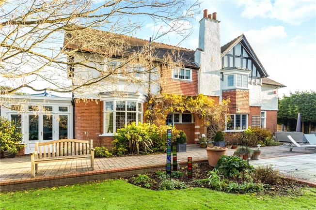 Asking Price £1,850,000, 5 Bedroom Detached House For Sale in Ashtead, KT21