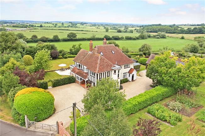 Guide Price £1,100,000, 6 Bedroom Detached House For Sale in Sturminster Newton, DT10