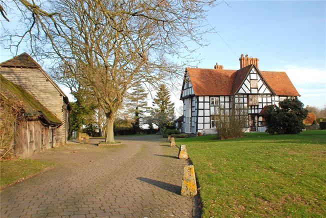 Asking Price £1,250,000, 6 Bedroom Detached House For Sale in Hill, WR10