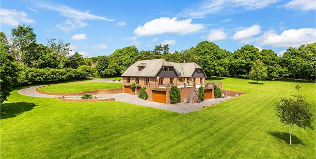 Guide Price £2,000,000, 5 Bedroom Detached House For Sale in East Sussex, TN20