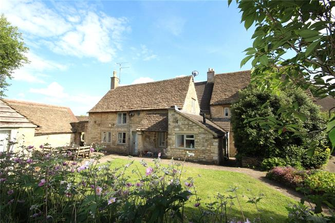Guide Price £995,000, 5 Bedroom Detached House For Sale in Biddestone, SN14