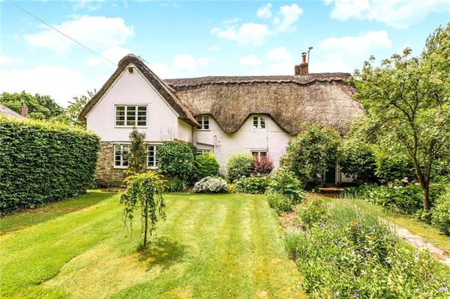 Guide Price £1,100,000, 4 Bedroom Detached House For Sale in Lydiard Millicent, SN5
