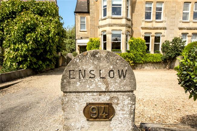 Guide Price £1,390,000, 5 Bedroom Semi Detached House For Sale in Bath, BA1