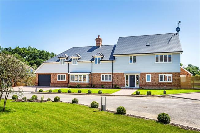 Guide Price £1,500,000, 5 Bedroom Detached House For Sale in Edenbridge, Kent, TN8
