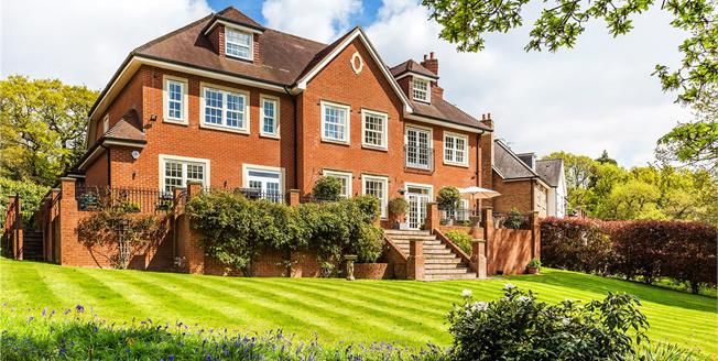 Asking Price £2,150,000, 6 Bedroom Detached House For Sale in Tadworth, Surrey, KT20