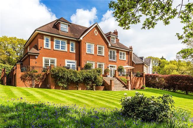 Offers in excess of £2,000,000, 6 Bedroom Detached House For Sale in Kingswood, KT20