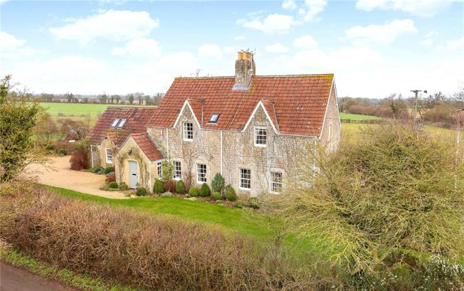 Guide Price £1,250,000, 5 Bedroom Detached House For Sale in Wiltshire, SN12