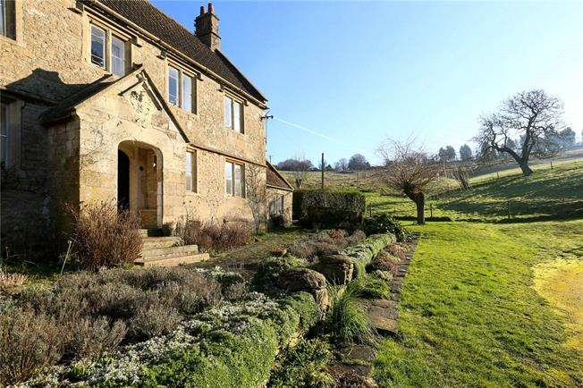 Offers in excess of £2,000,000, 5 Bedroom Detached House For Sale in Bath, BA1