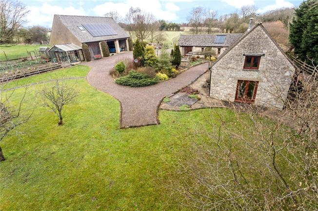 Offers in the region of £1,500,000, 3 Bedroom House For Sale in Gloucestershire, GL6