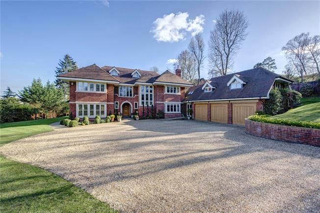 Price on Application, 6 Bedroom Detached House For Sale in Chalfont St. Giles, HP8
