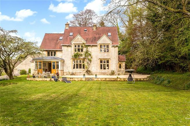 Asking Price £1,100,000, 5 Bedroom Detached House For Sale in Gloucestershire, GL6
