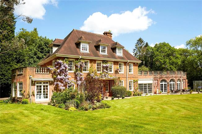 Offers in excess of £2,000,000, 6 Bedroom Detached House For Sale in Banstead, SM7
