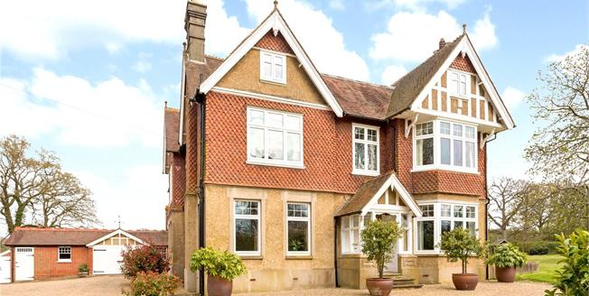 Offers in excess of £1,600,000, 6 Bedroom Detached House For Sale in Horsham, West Sussex, RH12