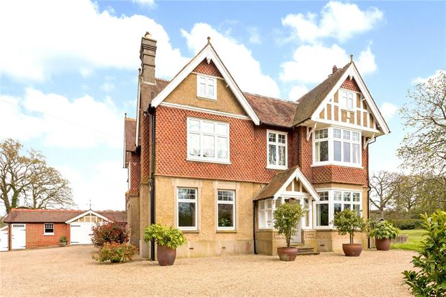 Offers in excess of £1,600,000, 6 Bedroom Detached House For Sale in Faygate, RH12